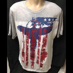 Men's size 2XL SPIRIT OF AMERICA t-shirt